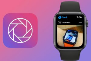 AppleWatch単体で利用可能なInstagramアプリ「Lens For IG」