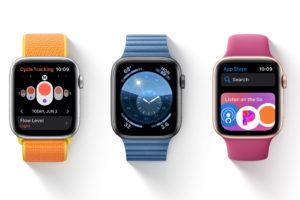 「watchOS 6」が発表!AppStoreの追加に新しい文字盤も多数!新機能も追加されます!!