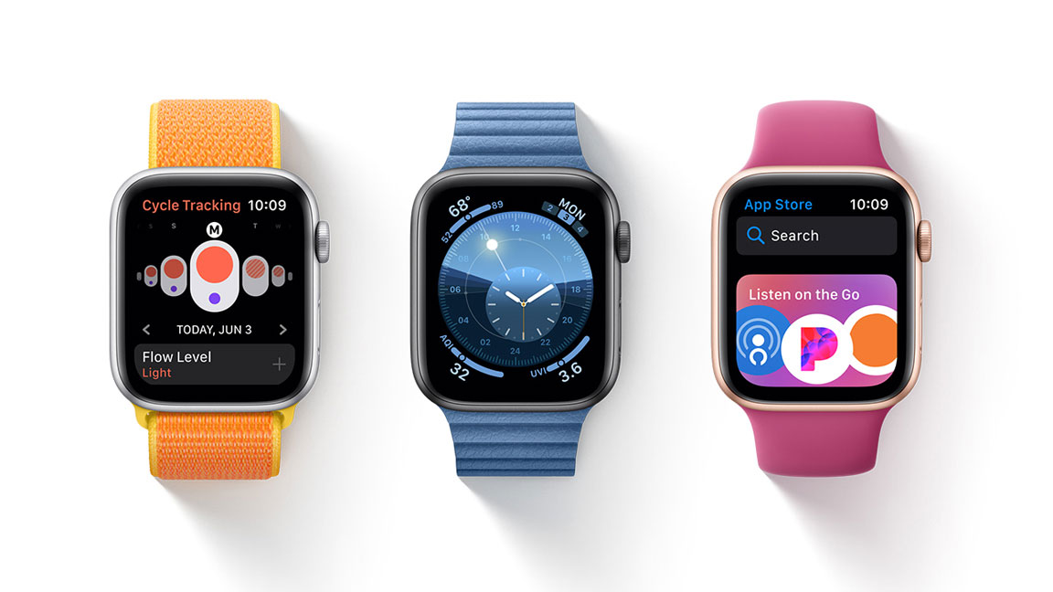 2019年の秋公開「watchOS 6」の追加機能&変更点のまとめ
