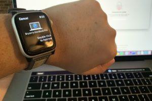 watchOS 6、macOS Catalinaとの組み合わせでパスワード入力を代替する承認デバイスとして利用可能に!
