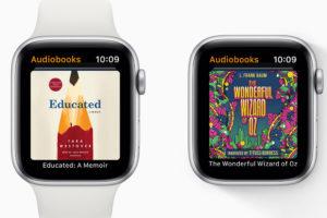 watchOS6で登場するAppleWatch版「ブック」アプリの使い方まとめ