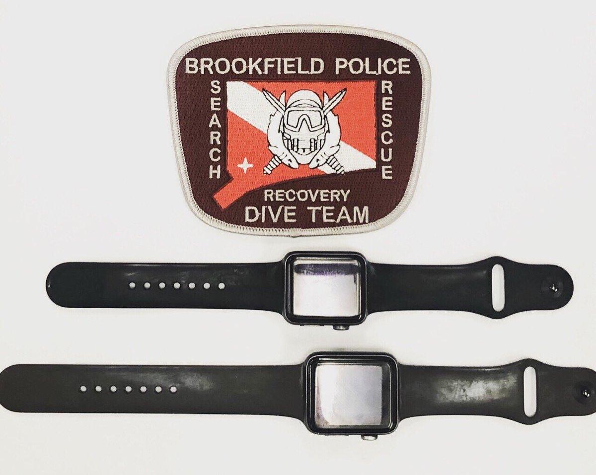 信頼の防水性能!水深25フィートに2週間沈んでいたApple Watche、無事稼動状態で発見される