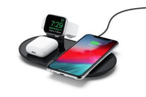 Apple、「AirPower」の代替となるマルチデバイス対応のワイヤレス充電器をAppleStoreで販売開始!