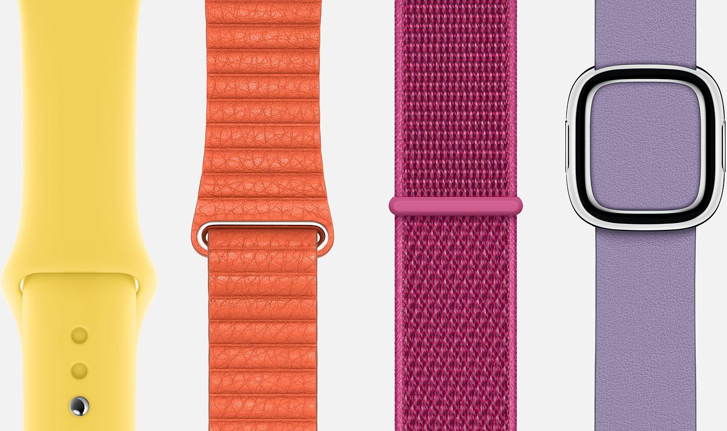 AppleWatch向けバンドが品薄に。新モデル発表イベントに向けたラインナップ刷新の対応か