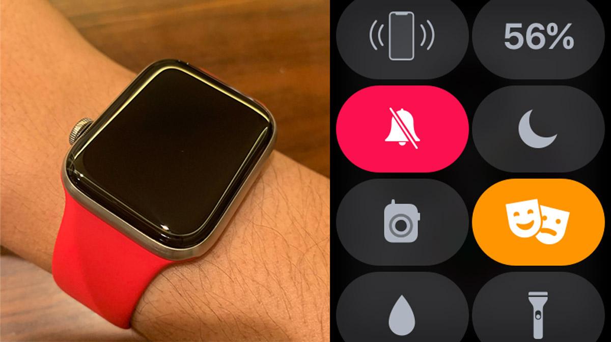 Apple Watch Series 5で常時表示を「オフ」にする方法