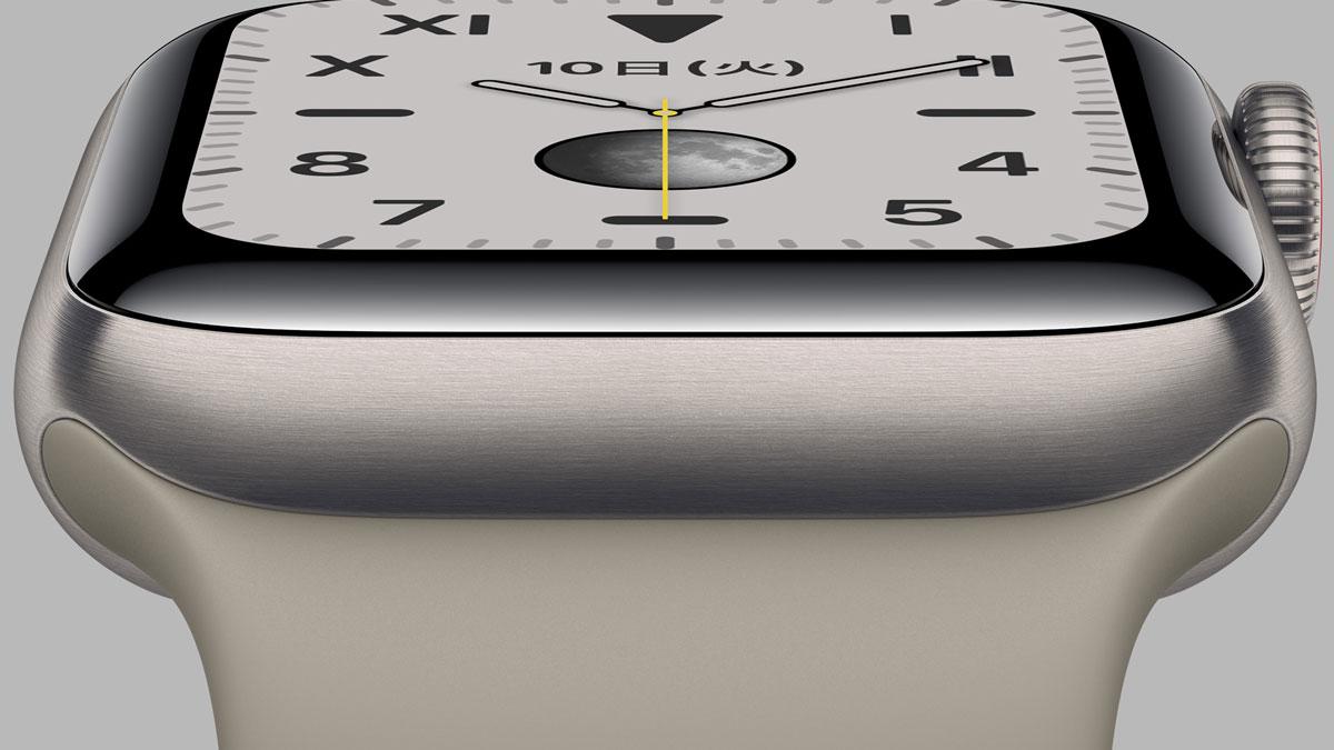 AppleWatch Series5、S5チップのCPUはS4と同型!常時表示とコンパス以外のスペックはSeries4と同等か