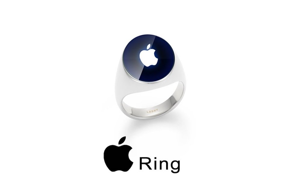 Apple Watchの次なる進化は「指輪」型?Appleが新たなウェアラブル端末の特許を取得