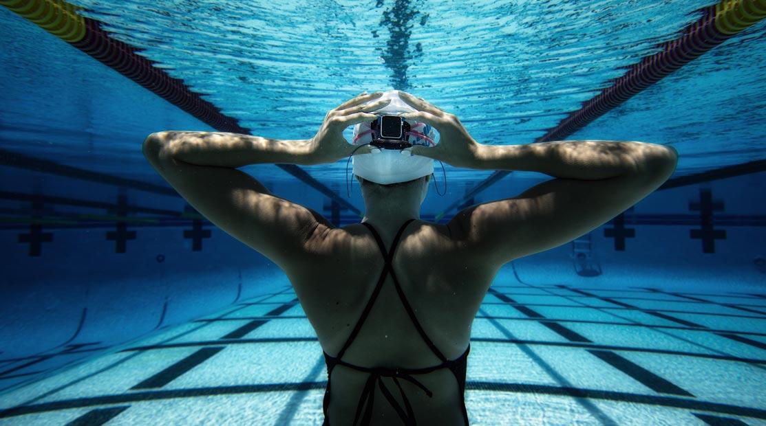 AppleWatchで水泳しながら音楽を楽しめる!防水イヤホンメーカー「H2O Audio」がAppleWatch対応のヘッドフォンシステムを発表