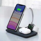 Ankerが4000円台の3-in-1充電ドックを販売!iPhone、Apple Watch、AirPodsを同時充電可能